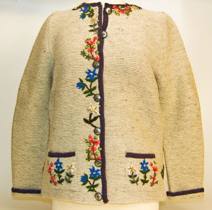 Irmi Lanz Handmade Sweaters
