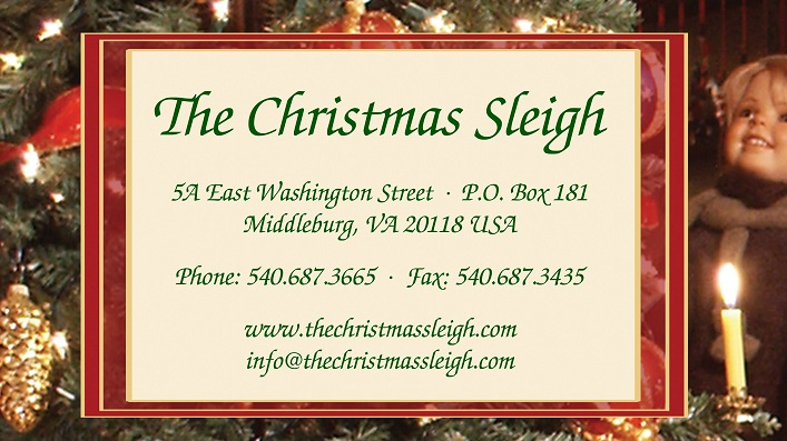 The Christmas Sleigh address