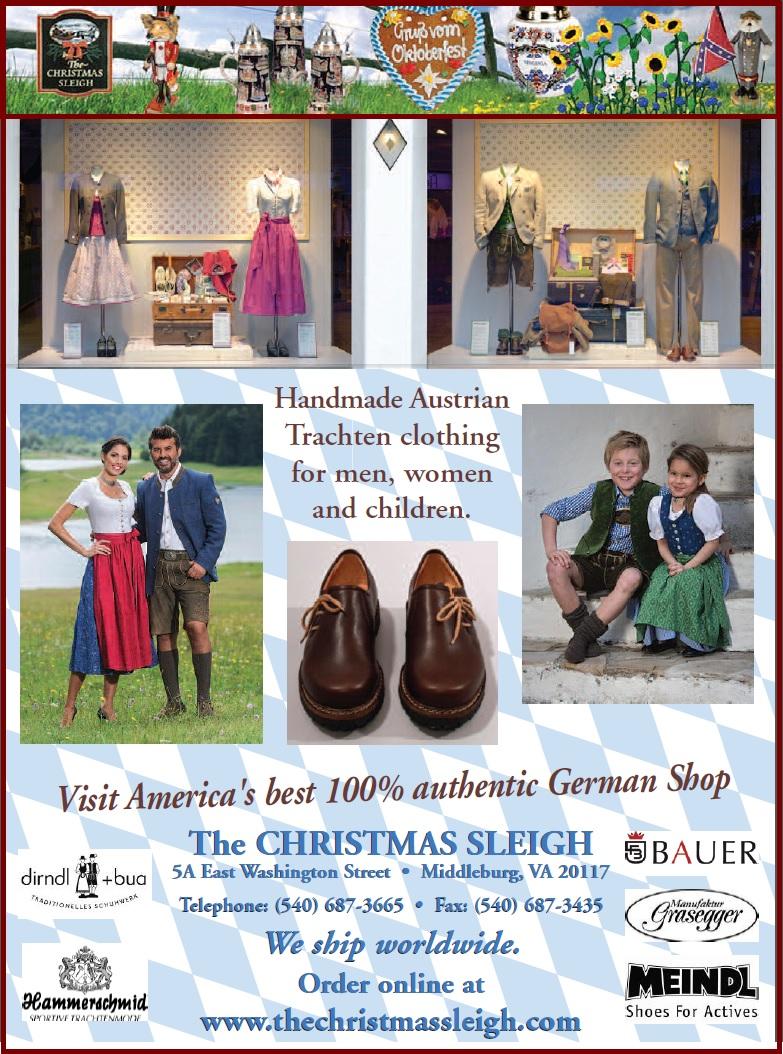 Authentic German Clothes