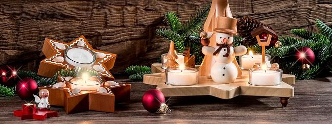 Christian Ulbricht Christmas Ornaments