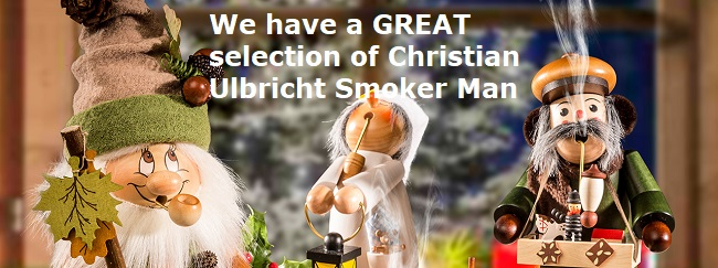 Christian Ulbricht Nutcrackers