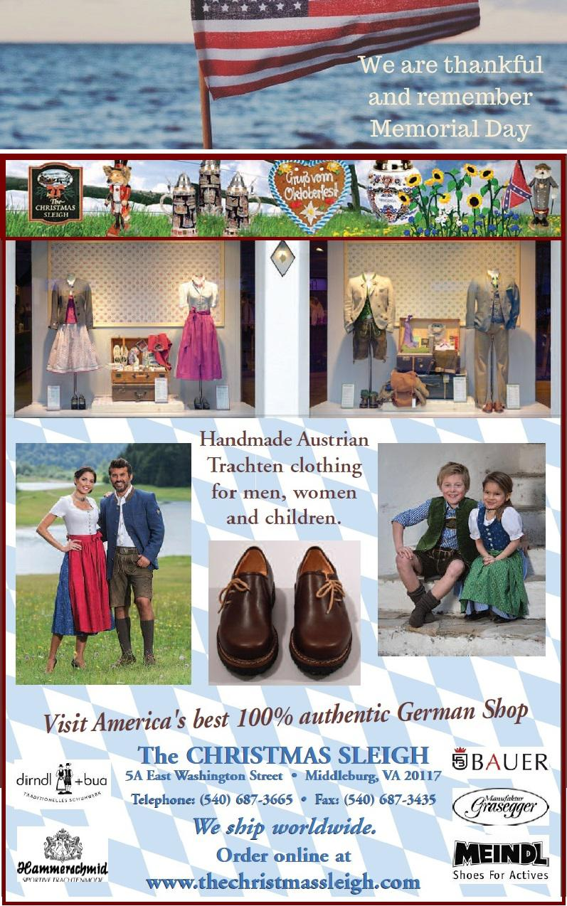 Authentic German Clothes